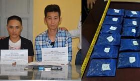 Cụm ĐN PCTP ma túy số 2 triệt phá đường dây buôn bán ma túy trái phép liên tỉnh