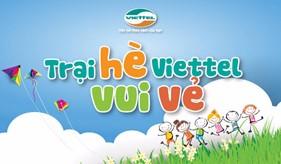 Trại hè - Viettel Vui Vẻ