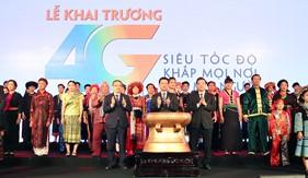 Viettel chính thức khai trương mạng 4G