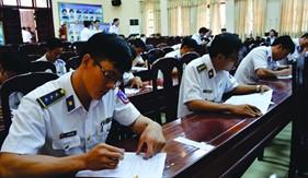 BTL Vùng Cảnh sát biển 3 khai mạc Hội thi Thuyền trưởng, Chính trị viên tàu giỏi năm 2017