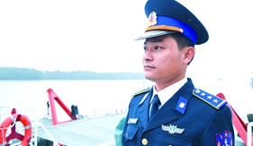 """""""Ngôi sao quyết thắng"""" của Lực lượng Cảnh sát biển"""