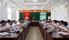 BTL Vùng Cảnh sát biển 3 giữ nghiêm pháp luật trên vùng biển quản lý