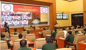 Tiếp tục nâng cao chất lượng công tác phối hợp hoạt động giữa Bộ Quốc phòng và Bộ Công an