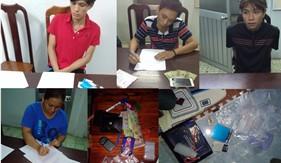 Cụm Đặc nhiệm PCTP ma túy số 3: Liên tiếp triệt phá 5 vụ án mua bán trái phép chất ma túy