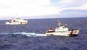 Tập trung lãnh đạo, chỉ đạo thực hiện tốt nhiệm vụ SSCĐ, tuần tra, kiểm tra, kiểm soát, thực thi pháp luật trên biển