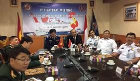 Cảnh sát biển Việt Nam và Cảnh sát biển Indonesia ký Ý định thư về tăng cường hợp tác