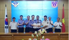 Cảnh sát biển Việt Nam họp song phương với Lực lượng Bảo vệ bờ biển Hàn Quốc