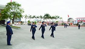 BTL Vùng Cảnh sát biển 1: Đơn vị dẫn đầu trong xây dựng chính qui, quản lý, rèn luyện kỷ luật