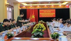 Tổng cục Chính trị QĐND Việt Nam và Ủy ban Trung ương MTTQ Việt Nam triển khai công tác phối hợp hoạt động