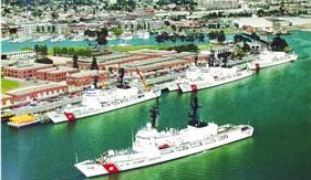 Sức mạnh đội tàu Hamilton của Lực lượng Phòng vệ bờ biển Hoa Kỳ