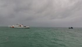 BTL Vùng Cảnh sát biển 2 cứu tàu bị nạn trên biển