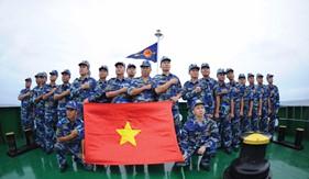 Xây dựng Cảnh sát biển vững mạnh về chính trị đáp ứng yêu cầu nhiệm vụ trong thời kỳ mới