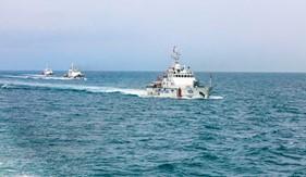 Điểm tựa vững chắc cho ngư dân  trên vùng biển Tây Nam