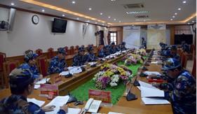 BTL Vùng Cảnh sát biển 1 luyện tập chuyển trạng thái sẵn sàng chiến đấu