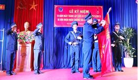 Cụm Trinh sát số 1 Bộ Tư lệnh Cảnh sát biển đón nhận Huân chương Bảo vệ Tổ quốc hạng Ba