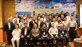 Khai mạc Hội nghị Tư lệnh lực lượng thực thi pháp luật trên biển các Quốc gia vùng Vịnh Thái Lan lần thứ 5