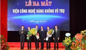 Viettel cùng Đại học Quốc gia Hà Nội ra mắt Viện Hàng không Vũ trụ