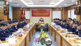 Cán bộ chủ chốt toàn quân học tập, quán triệt, triển khai thực hiện Nghị quyết Trung ương 6 (Khóa XII)