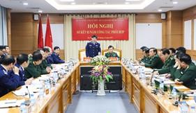 BTL Cảnh sát biển - BTL Bộ đội Biên phòng: Sơ kết 3 năm công tác phối hợp