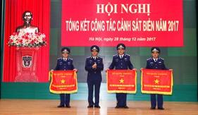 Hội nghị tổng kết công tác Cảnh sát biển năm 2017