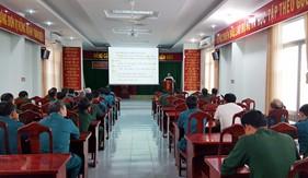 BTL Vùng CSB 3 tổ chức tập huấn kiến thức biển, đảo tại Tp. Nha Trang