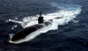 5 tàu ngầm có tốc độ nhanh nhất dưới đại dương