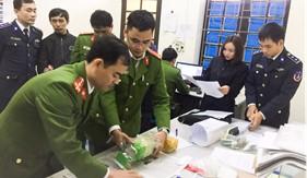 Cảnh sát biển bắt giữ đối tượng vận chuyển gần 2 kg ma túy đá đi tiêu thụ