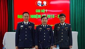 Đại hội các chi bộ trực thuộc Đảng bộ Cục Kỹ thuật