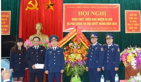 BTL Cảnh sát biển trao thưởng đột xuất cho Cụm Đặc nhiệm PCTP ma túy số 2 trong đấu tranh PCTP ma túy
