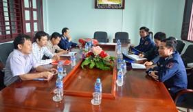 BTL Vùng Cảnh sát biển 2 thăm, chúc Tết huyện đảo Cồn Cỏ