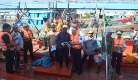 Cụm ĐN PCTP ma túy số 3 tuyên truyền pháp luật tại tỉnh Trà Vinh và Bến Tre