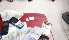 BTL Vùng Cảnh sát biển 2 phối hợp bắt giữ đối tượng mua bán, tàng trữ ma túy