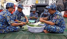 Điểm tựa vững chắc của ngư dân dịp Tết đến Xuân về