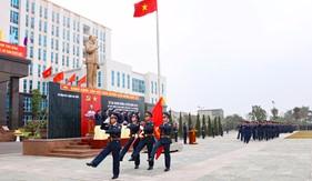 Lực lượng Cảnh sát biển ra quân huấn luyện năm 2018