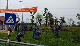 Tuổi trẻ Cảnh sát biển sôi nổi các hoạt động Tháng Thanh niên