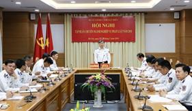 Khai mạc Tập huấn chuyên ngành nghiệp vụ pháp luật Cảnh sát biển năm 2018