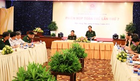 Ủy ban Quốc phòng và An ninh của Quốc hội thẩm tra dự án Luật Cảnh sát biển Việt Nam