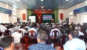 BTL Vùng Cảnh sát biển 3 đẩy mạnh tuyên truyền ngư dân không vi phạm vùng biển nước ngoài