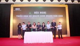 MIC tổ chức thành công Hội nghị triển khai kế hoạch kinh doanh 2018