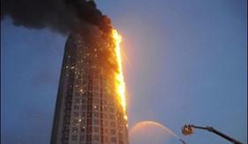 Chung cư, khách sạn, trường học thuộc diện mua bảo hiểm cháy nổ