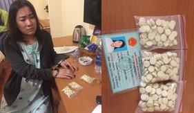 Bắt quả tang đối tượng tàng trữ trái phép 250 viên ma túy tổng hợp