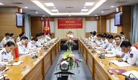 Bộ Quốc phòng tập huấn báo cáo viên pháp luật năm 2018