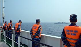 Kết thúc tốt đẹp chuyến kiểm tra liên hợp nghề cá Vịnh Bắc bộ   Việt Nam - Trung Quốc lần thứ nhất năm 2018