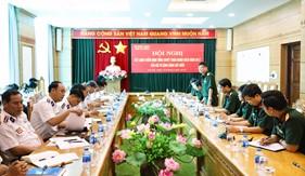 Cục Tài chính Bộ quốc phòng thẩm định tổng quyết toán ngân sách năm 2017 của BTL Cảnh sát biển