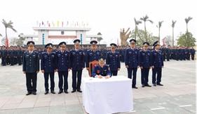 Đẩy mạnh công tác thi đua khen thưởng của  Lực lượng Cảnh sát biển trong tình hình hiện nay