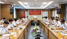 BTL Cảnh sát biển: Tập huấn huy động nhân lực tàu thuyền dân sự tham gia bảo vệ chủ quyền trên biển