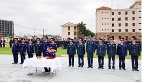 Kinh nghiệm xây dựng chính quy, quản lý rèn luyện kỷ luật ở Bộ Tư lệnh Vùng Cảnh sát biển 1