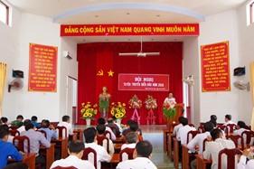 BTL Vùng Cảnh sát biển 4 đẩy mạnh tuyên truyền biển đảo và giáo dục pháp luật
