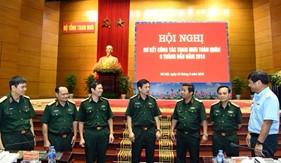 Bộ Tổng Tham mưu: Chủ động nắm chắc tình hình, làm tốt công tác tham mưu chiến lược