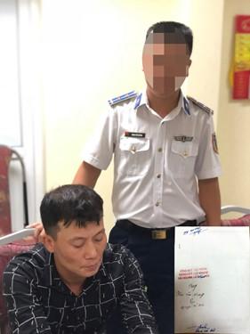 BTL Vùng Cảnh sát biển 1 phối hợp bắt giữ đối tượng tàng trữ trái phép chất ma túy